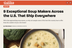 9 Exceptional Soup Makers Across the U.S. That Ship Everywhere