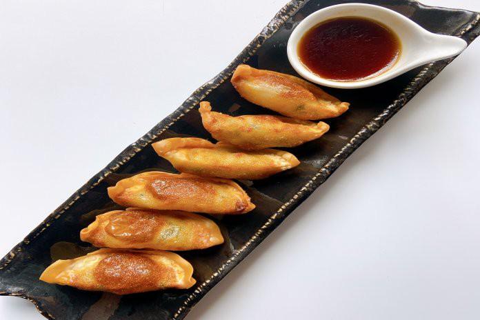 Deep-fried Pork Gyoza